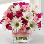 100 Beauty Spring Flowers Arrangements Centerpieces Ideas 77