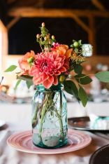 100 Beauty Spring Flowers Arrangements Centerpieces Ideas 81
