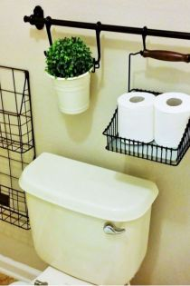 70 Brilliant Ideas for Small Bathroom Hacks and Organization 22