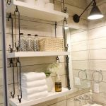 70 Brilliant Ideas for Small Bathroom Hacks and Organization 52