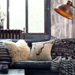 Artistic Industrial Floor Lamp for Home Decorations
