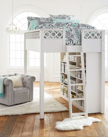 99 Awesome Loft Bed Designs Ideas That Will Inspire You - Hoommy.com