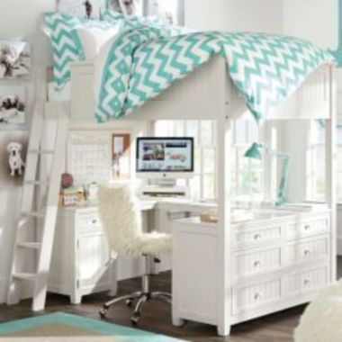 Awesome Cool Loft Bed Design Ideas and Inspirations 26