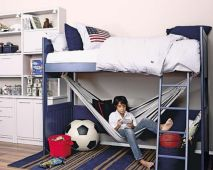 Awesome Cool Loft Bed Design Ideas and Inspirations 5