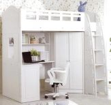 Awesome Cool Loft Bed Design Ideas and Inspirations 83