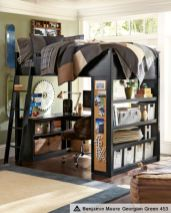 Awesome Cool Loft Bed Design Ideas and Inspirations 94