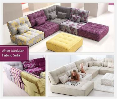 Cool Modular and Convertible Sofa Design for Small Living Room 11