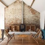 Fascinating Exposed Brick Wall for Living Room 13