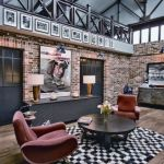 Fascinating Exposed Brick Wall for Living Room 14