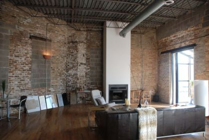 Fascinating Exposed Brick Wall for Living Room 19