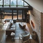 Fascinating Exposed Brick Wall for Living Room 25