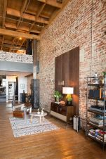 Fascinating Exposed Brick Wall for Living Room 36