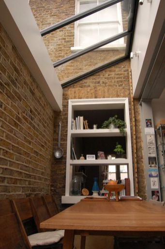 Fascinating Exposed Brick Wall for Living Room 43