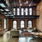 Fascinating Exposed Brick Wall for Living Room 49