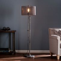 Fascinating Industrial Floor Lamp for Home Decorations 25
