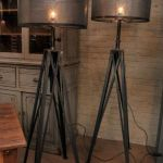 Fascinating Industrial Floor Lamp for Home Decorations 27