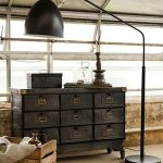 Fascinating Industrial Floor Lamp for Home Decorations 8