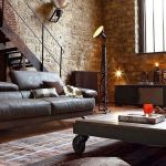 Fascinating Industrial Floor Lamp for Home Decorations 80