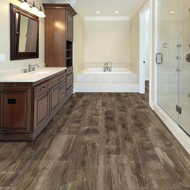 Luxury Vinyl Plank Flooring Inspirations 12