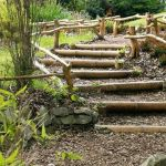 That is How to Make Garden Steps on a Slope 11