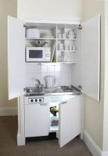 50 Ideas How to Make Small Kitchen for Apartment 17