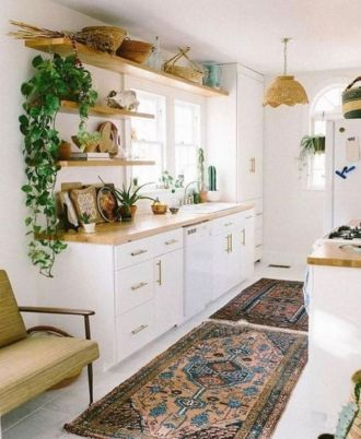 50 Ideas How to Make Small Kitchen for Apartment 27
