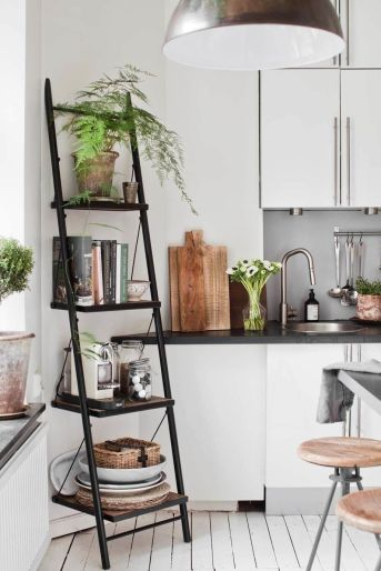 50 Ideas How to Make Small Kitchen for Apartment 48