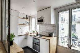 50 Ideas How to Make Small Kitchen for Apartment 5