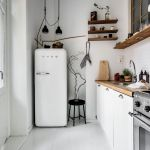 50 Ideas How to Make Small Kitchen for Apartment 7