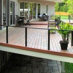 50 Incredible Glass Railing Design for Home Blacony 1