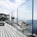 50 Incredible Glass Railing Design for Home Blacony 31