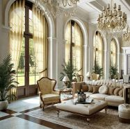 50 Magnificent Luxury Living Room Designs 18