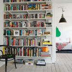 80 Incredible Room Dividers and Separators With Selves Ideas 11