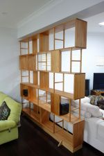 80 Incredible Room Dividers and Separators With Selves Ideas 24