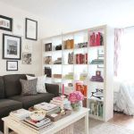 80 Incredible Room Dividers and Separators With Selves Ideas 38