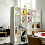 80 Incredible Room Dividers and Separators With Selves Ideas 55
