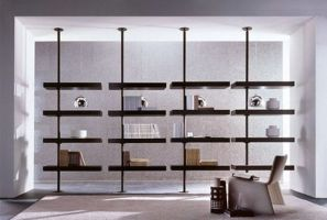80 Incredible Room Dividers and Separators With Selves Ideas 58