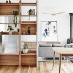 80 Incredible Room Dividers and Separators With Selves Ideas 70