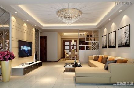 Modern and Contemporary Ceiling Design for Home Interior 17