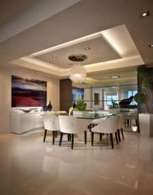 Modern and Contemporary Ceiling Design for Home Interior 24