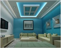 Modern and Contemporary Ceiling Design for Home Interior 27