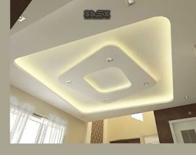 Modern and Contemporary Ceiling Design for Home Interior 62