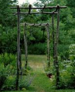 50 Rustic Backyard Garden Decorations 24