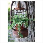 50 Rustic Backyard Garden Decorations 31