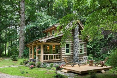 Amazing Cabins and Cottages from over the World 23
