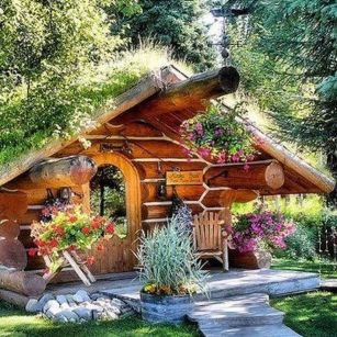 Amazing Cabins and Cottages from over the World 4