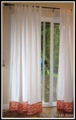 Beauty and Elegant White Curtain for Bedroom and Living Room 32
