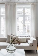 Beauty and Elegant White Curtain for Bedroom and Living Room 42