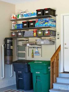 Brilliant House Organizations and Storage Hacks Ideas 46