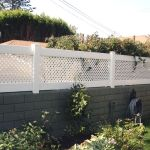 Cool Privacy Fence Wooden Design for Backyard 47